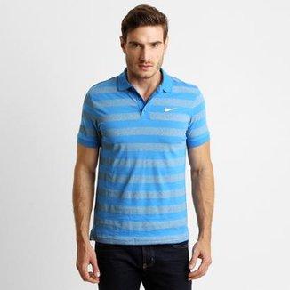 12ef2734e0 Camisa Polo Nike Matchup Stripe