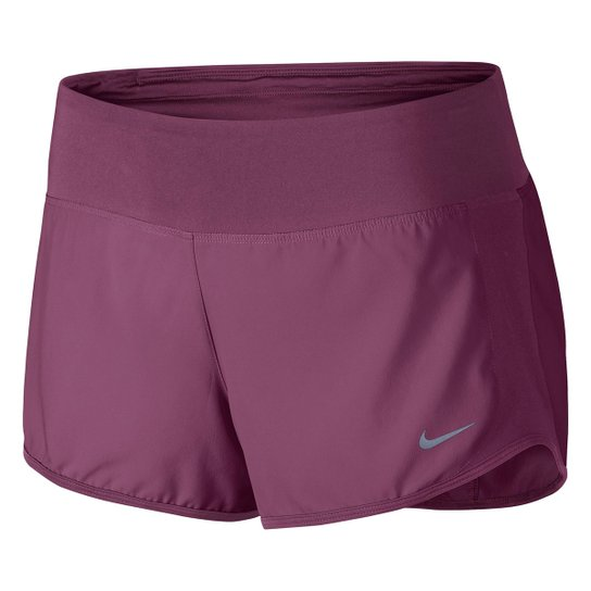 b5f9743480 Short Nike Crew Dri-Fit Feminino - Compre Agora