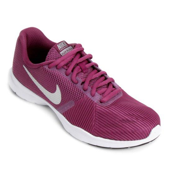 Tênis Nike Flex Bijoux Feminino - Vinho - Compre Agora  da38b26971f64
