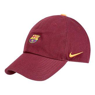 Boné Barcelona Nike Aba Curva H86 Core 3391ad48cac