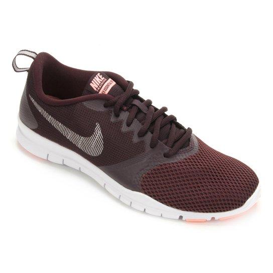 Tênis Nike Flex Essential TR Feminino - Vinho 4994667ebf4c3