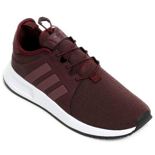 d16eab8bfbe Tênis Adidas X PLR - Vinho - Compre Agora