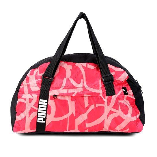 a13fa53230677 Bolsa Puma Core Active Sportsbag M - Compre Agora