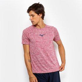 ef3ad8ea7f1 Camiseta Mizuno Masculina Run BT Layer - Compre Agora