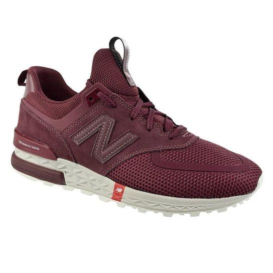 08068a9f0 Tênis New Balance 574 Masculino - Vinho | Netshoes