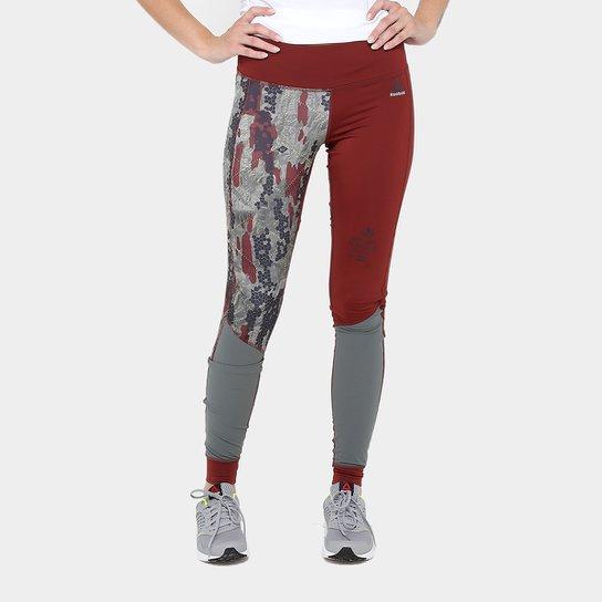 8251a66c322 Calça Legging Reebok Compressão Sr Feminina - Compre Agora