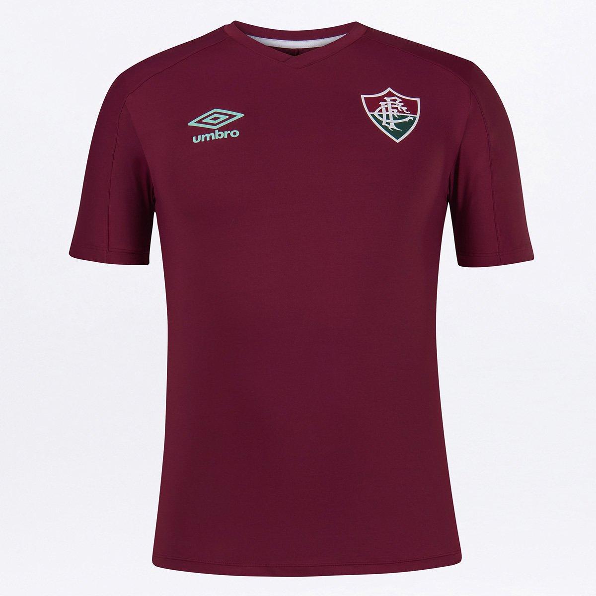 Camisa Fluminense 20/21 Aquecimento Umbro Masculina