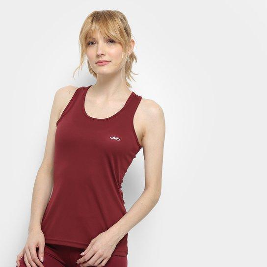 d8a583c33 Regata Olympikus Essential Feminina - Vinho | Netshoes