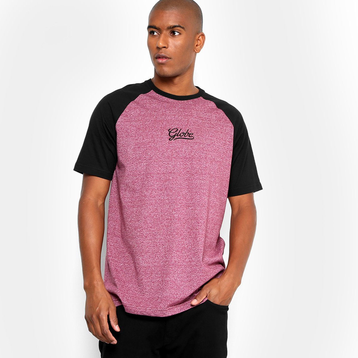 07ccf62b1 Camiseta Globe Especial Moline Masculina