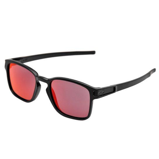 3dfd9433ed73a Óculos Oakley Latch Sq-Iridium - Compre Agora