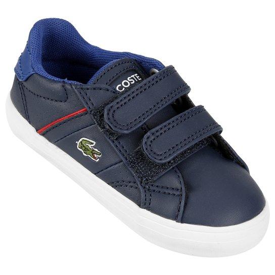 d5b7e90e49d69 Tênis Lacoste Fairlead TCL Infantil - Compre Agora   Netshoes