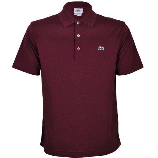 Camisa Lacoste Mc Polo Masc L123021 - Compre Agora   Netshoes 65f61b81b4