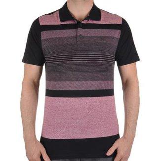Camisa Poa Hurley Masculina · Polo Hurley Mixer Masculino a1220034086