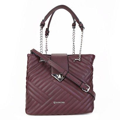 Bolsa Dumound Handbag Soft Napa Feminina
