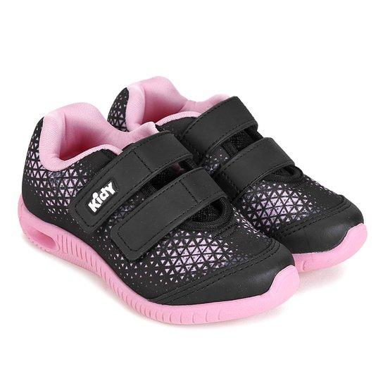 1127e62f02b Tênis Infantil Kidy Hoox Baby Velcro Feminino - Compre Agora