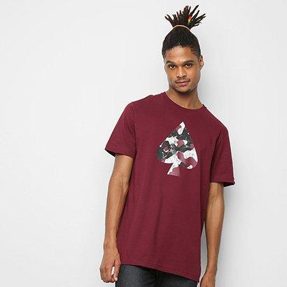 Camiseta MCD Regular Minerals Spade Masculina 979c0d48fca