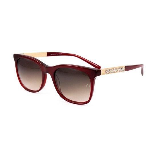 Óculos de Sol Ana Hickmann - Vinho - Compre Agora   Netshoes 901be5efe2