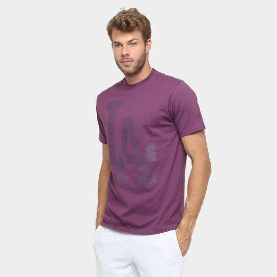 d897a607249a7 Camiseta New Era MLB Color Los Angeles Dodgers - Compre Agora