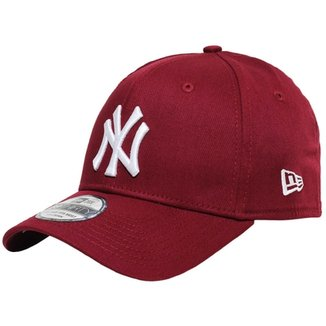 171e9efb91ab8 Boné New Era Aba Curva Fechado Mlb Ny Yankees Colo