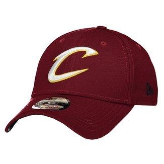 59f18b0516051 Compre Bone New Era Nba Cleveland Cavaliers Online