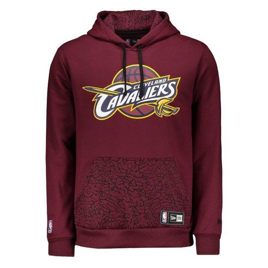 63a8014bc Moletom New Era NBA Cleveland Cavaliers - Compre Agora