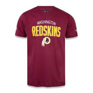 ddecd8f439 Camiseta Washington Redskins NFL New Era Masculina
