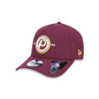 Boné 940 Washington Redskins NFL Aba Curva Snapback New Era a95eae262f1