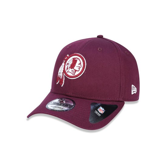 248885150c06c Boné 940 Washington Redskins NFL Aba Curva Snapback New Era - Compre ...