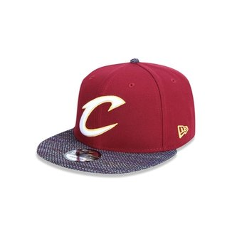 Boné 950 Original Fit Cleveland Cavaliers NBA Aba Reta Snapback New Era cd1dd183c4a
