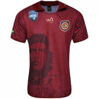 Camiseta WA Sport Madureira Che Guevara Masculina 43a3aa859a57c