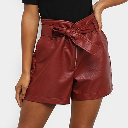 Shorts Clochard Il Shin Hot Pant Feminino