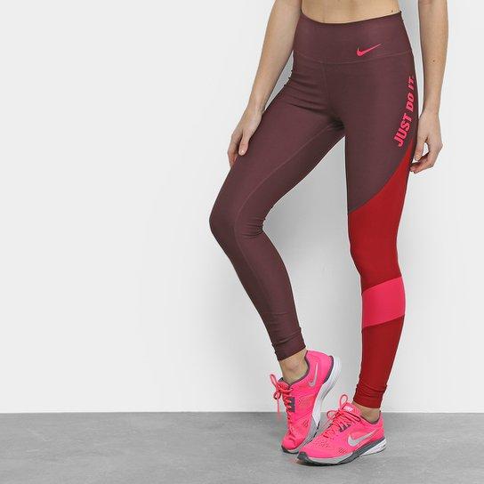 Calça Legging Nike Power Tight Team Feminina - Compre Agora  2489d53d2c648