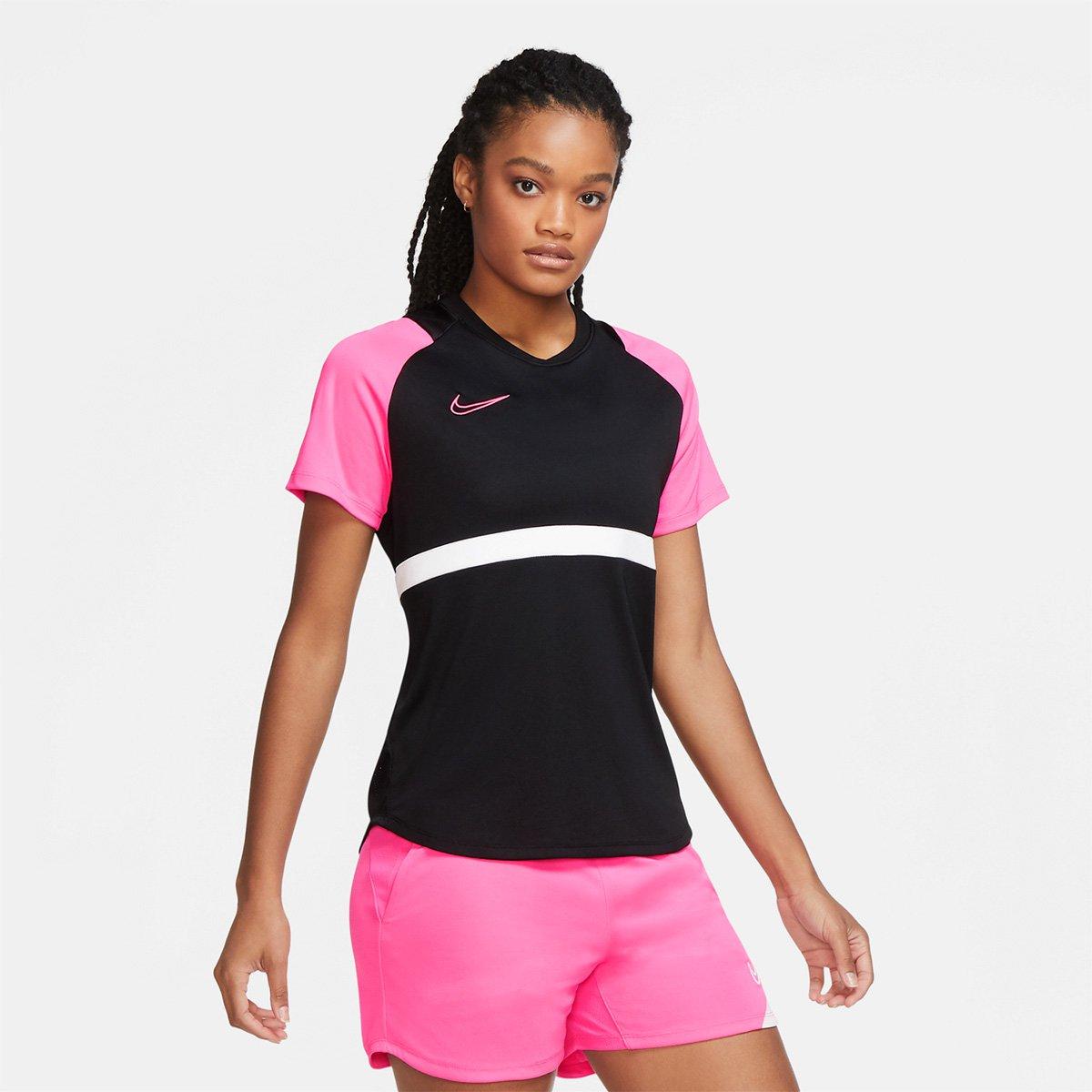 Camisa Nike Dry Academy Top ZC Feminina