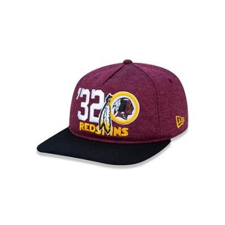 Boné 950 Original Fit Washington Redskins NFL Aba Reta Snapback New Era c16c533e997