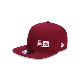 Boné 950 Original Fit Branded Aba Reta Snapback New Era