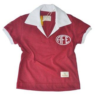 Camisa Retrô Mania Juvenil Ferroviária 1967 1d2025a01782f