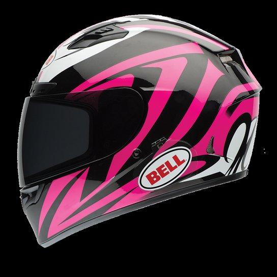 Capacete Bell Helmets Qualifier DLX Impulse Feminino - Compre Agora ... f67f7b8b11c