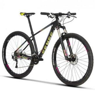 16340ae108333 Bicicleta SENSE 2019 Intensa Aro 29 18 Marchas Shimano Alívio
