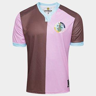 Camisa Corinthian Casuals Home 17 18 Torcedor - Masculina 2b32185bb3a9c