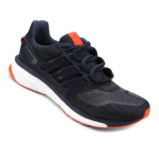 Tênis Adidas Energy Boost 3 Masculino - Laranja e Marinho - Compre ... 554e2cd907a7b