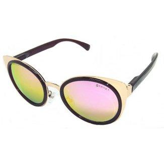 78c25f843 Óculos De Sol Original Garnet Fashionista Espelhado