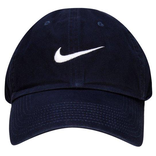 Boné Nike Heritage 86 - Marinho+Branco 91efc060b87