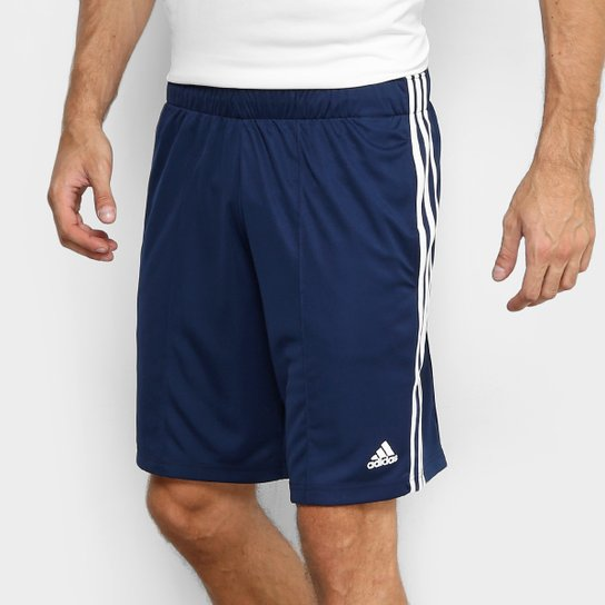 70b5e6b75 Bermuda Adidas 3S Masculina - Compre Agora | Netshoes