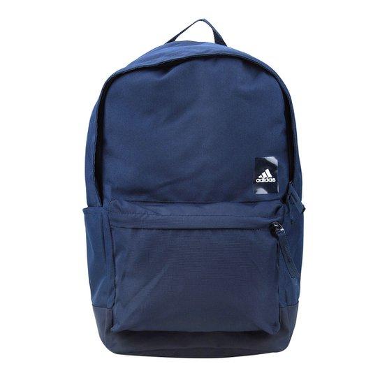 b93140745 Mochila Adidas C M Pocket - Marinho+Branco