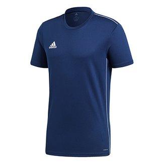 3a24a3031e69b Camiseta Adidas Core 18 Masculina