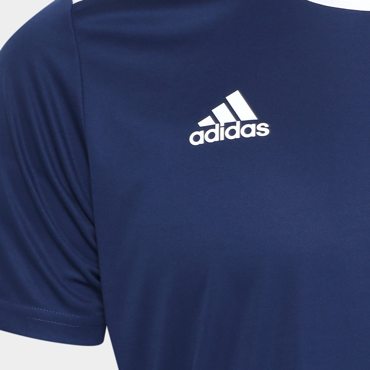 Camiseta Adidas Entrada 18 Masculina - Tam: P - 2