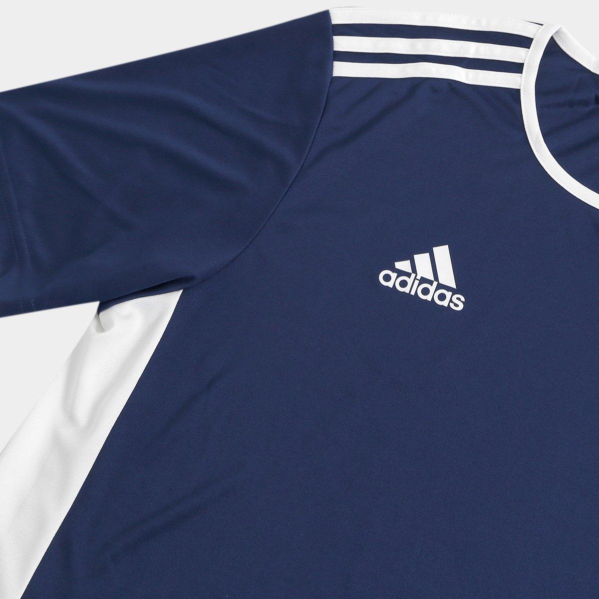 Camiseta Adidas Entrada 18 Masculina - Tam: P - 3