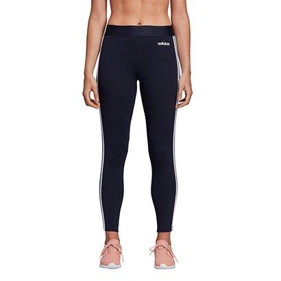 Calça Legging Adidas 3 Stripes Ticht Feminina