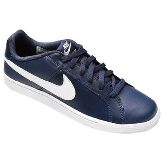 926f78ff117 Tênis Couro Nike Court Royale Masculino