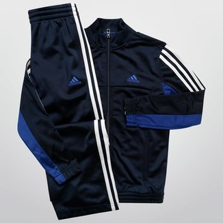 Agasalho Adidas YB TS TIB KN OH Infantil b2d1ed8edb7fa